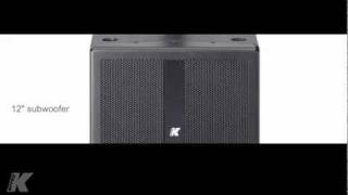 K-array - KB1 - Personal Portable Sound System - Blueline Thumbnail