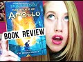REVIEW: THE HIDDEN ORACLE (THE TRIALS OF APOLLO) BY RICK RIORDAN