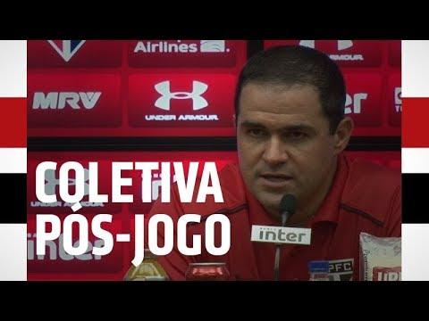 COLETIVA PÓS-JOGO: SPFC 3 X 1 RED BULL BRASIL | SPFCTV