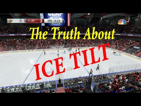NHL 17 Is Ice Tilt Real?