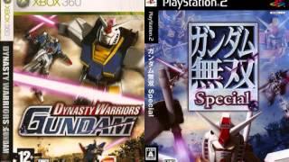 Dynasty Warriors Gundam~Gundam Musou Special OST 20 TRUST YOU FOREVER
