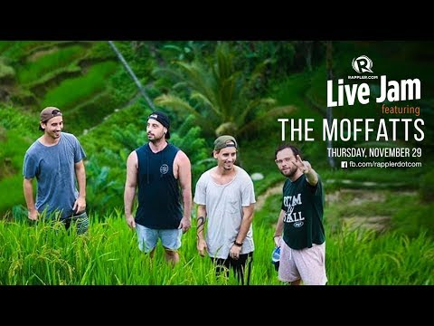 Rappler Live Jam: The Moffatts