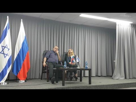 Яков Кедми ЯРКО ОТВЕТИЛ про Крым блогеру из Крыма Тамиру Шейху