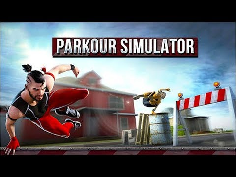 Parkour Simulator 3D Android Gameplay u1d34u1d30