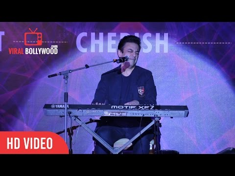 Adnan sami Awesome piano playing | Subhash Ghai 71st Birthday Celebration | Viralbollywood
