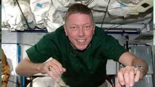 ARISS Funkkontakt mit NASA Astronaut Michael E. Fossum, Callsign KF5AQG