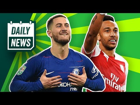 EPL teams create history, Aubameyang hat-trick + Who have Man United signed? ►Onefootball Daily News