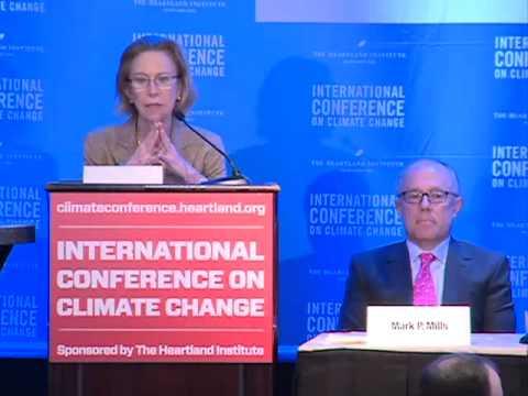 Kathleen Hartnett White, ICCC10 (Panel 3: Energy Reality)