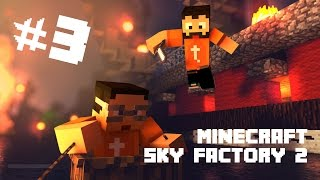 Mob Spawner - Minecraft Sky Factory 2 - Bölüm 3