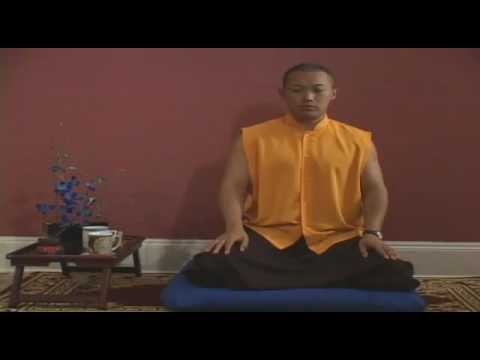 Meditation Instruction. From Turning The Mind Into An Ally -Sakyong Mipham Rinpoche. Shambhala