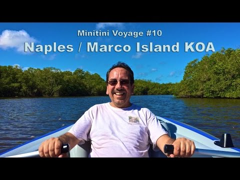 Naples / Marco Island KOA   Traveling Robert