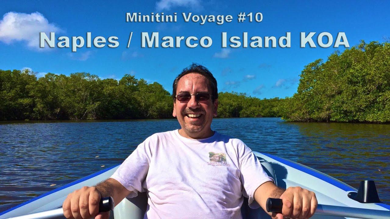 Naples / Marco Island KOA | Traveling Robert - YouTube