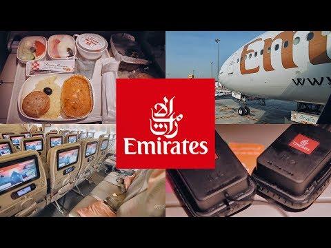 Emirates 777-300ER Riyadh (RUH) to Dubai (DXB) | الإماراتية من الرياض إلى دبي