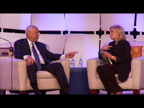 Gen. Colin Powell interviewed by Susan Porcaro Goings - 5/1/13