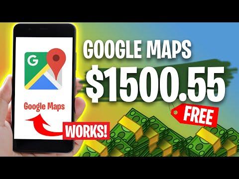 Make $1500+ From Google Maps (Working ✅)   Make Money Online