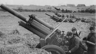Видеообход 122 мм гаубиця зразка 1938 року М 30