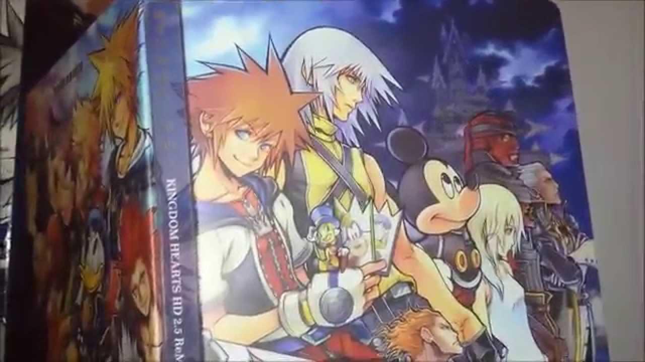 Kingdom Hearts 2 HD 2.5 ReMix {PS3} часть 9 — Пустой