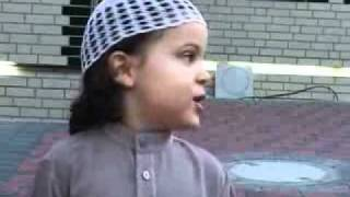 Muslim Kid Reciting Quran 3GP MP4 FLV MP3 Video Download.flv