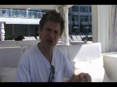 Timo Maas from WMC (Winter Music Conference) Ultrafest on Dance Music TV - DMTV (nationwide)