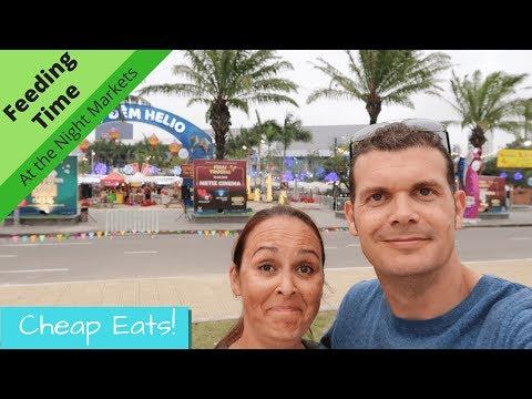 Travel Vietnam - Helio Night Markets Da Nang