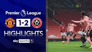 Sheffield United STUN title-chasing Red Devils! | Man Utd 1-2 Sheff Utd | Premier League Highlights