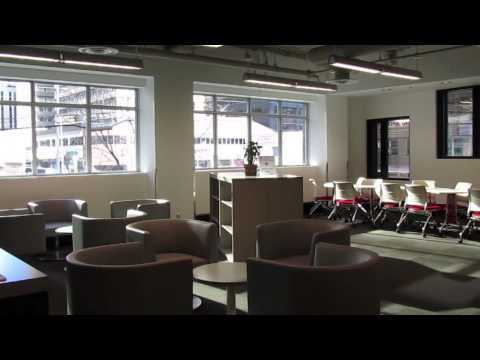 University of Calgary, The Downtown Campus Library, Virtual Tour