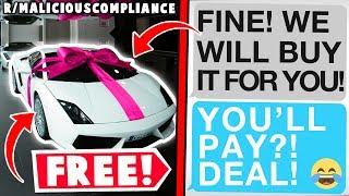 r/maliciouscompliance   Internet Company PAID for MY Xmas Presents!