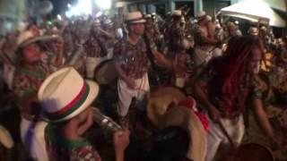 Nação do Maracatu Porto Rico - Oyá - Noite dos tambores silenciosos 2017