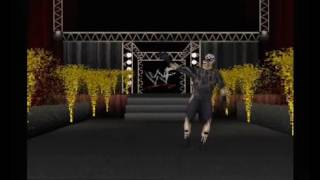 WWF Attitude PS1 Entrances