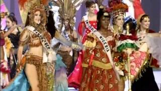 (HD) MISS UNIVERSE 2003 National Costume Clip