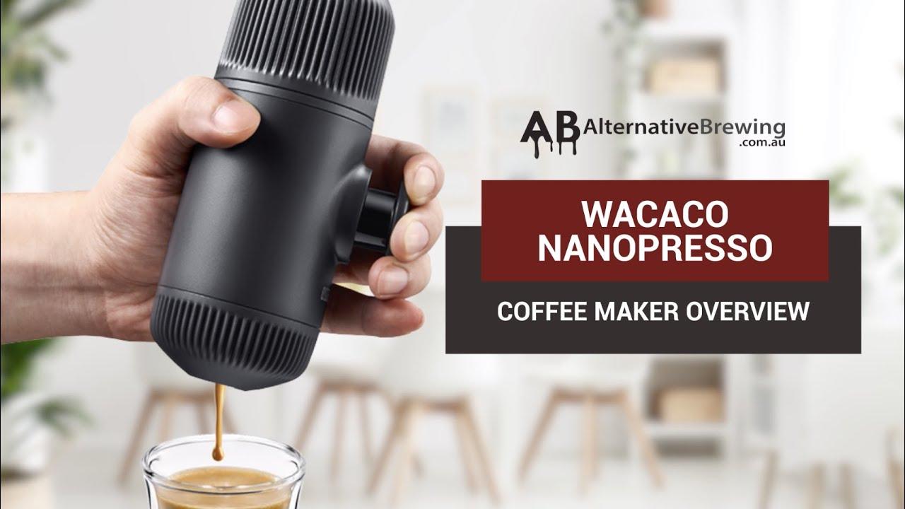 Image result for Wacaco Nanopresso Portable Espresso Maker