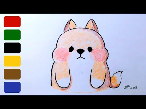 how-to-draw-shiba-inu-puppy---part-4