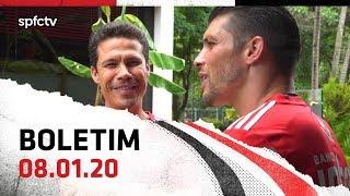TRICOLOR DE VOLTA: PRÉ-TEMPORADA 2020   SPFCTV