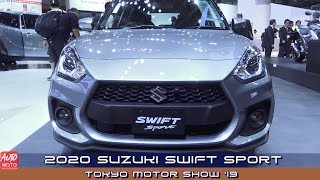 2020 Suzuki Swift Sport - Exterior And Inyterior - Tokyo Motor Show 2019