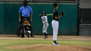 Jett Von Baseball  Highlights 2018