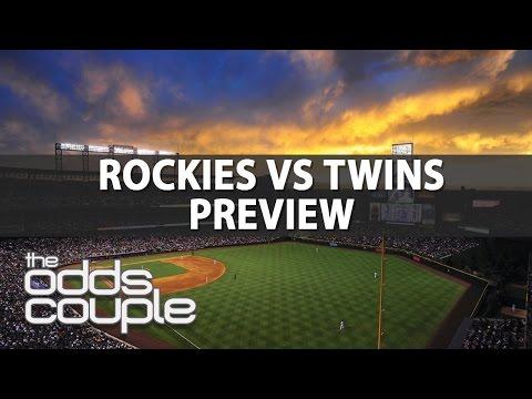 Colorado Rockies vs Minnesota Twins | MLB Pick for May 18