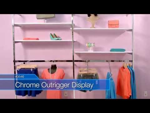 How To Merchandise an Outrigger Display System