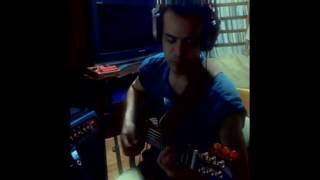 Love Is A Many Splendored Thing - guitar instrumental (cover)