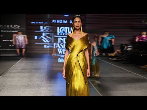 Rimzim Dadu | Spring/Summer 2020 | India Fashion Week