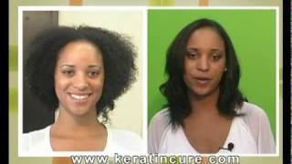 ENGLISH-Keratin Cure Brazilian Hair Treatment® Instructional -BRANDY