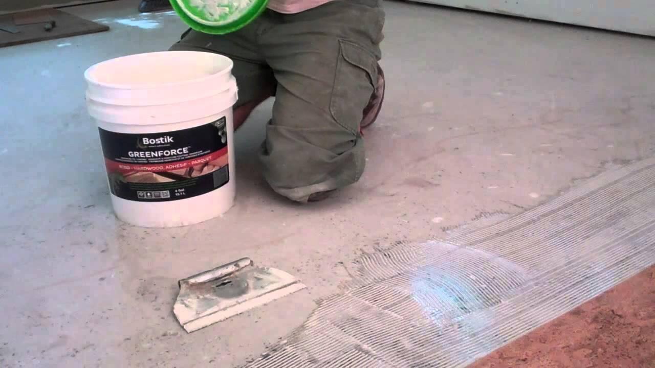 Diy cork flooring installation youtube diy cork flooring installation solutioingenieria Image collections