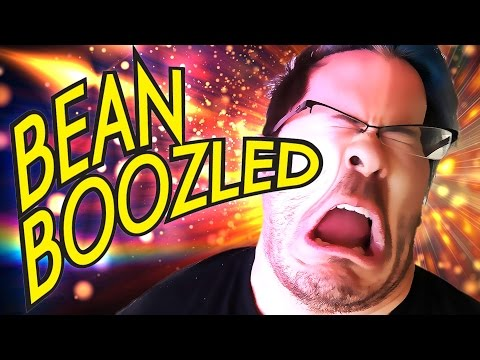 Bean Boozled Challenge w/ Ninja Brian