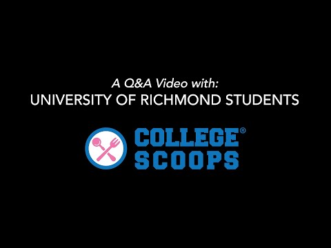 Q & A with University of Richmond Students