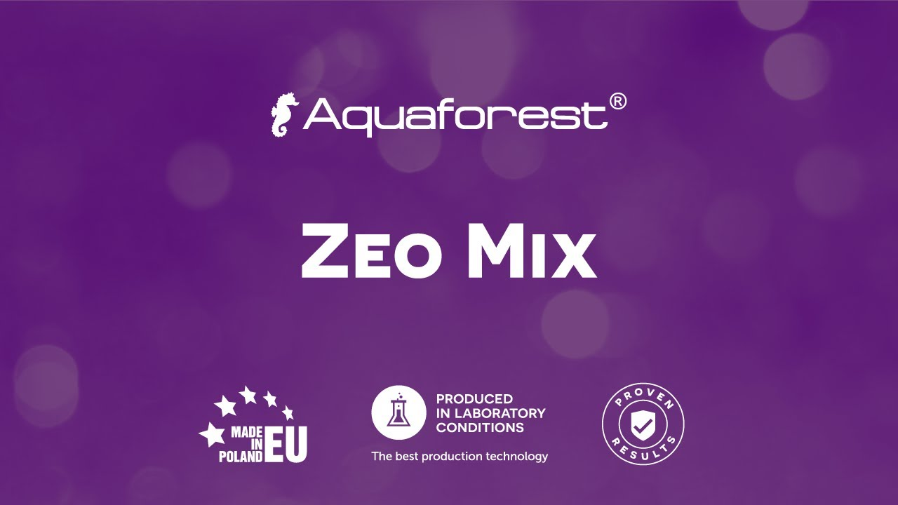 Aquaforest Video Tutorial how to use Zeo Mix and Media Reactor