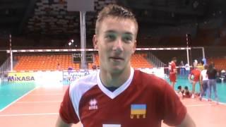 Чемпионат Европы (U-20). Комментарий Олега Плотницкого