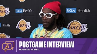 Lakers Postgame: Montrezl Harrell (2/22/21)