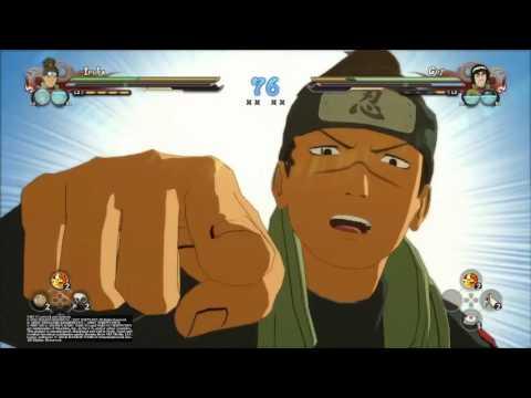 Naruto Shippuden Ultimate Storm 4: Tyree vs Darnell:Battymon Clash