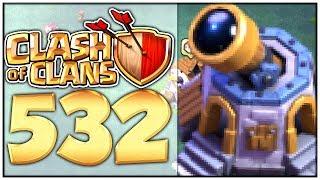 CLASH of CLANS Part 532: UHRENTURM ist da & STERNLABOR auf LEVEL 4 verbessern