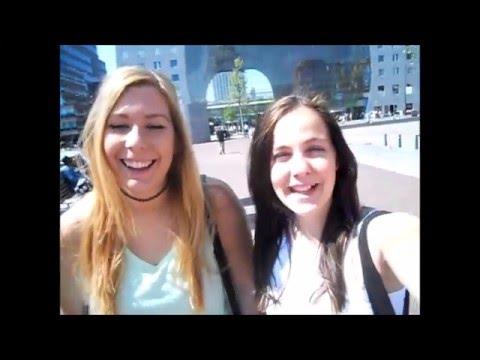 Een dag in Rotterdam met team Rotterdamse Regen en de Rotterplu!