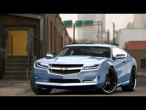 chevrolet chevelle concept - YouTube